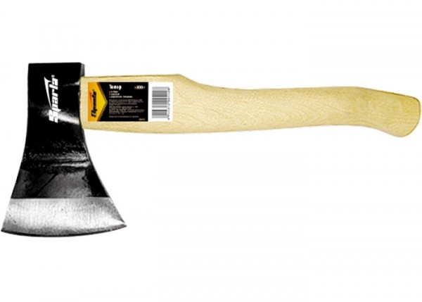 Sparta sekira sa drvenom drškom 600 gr