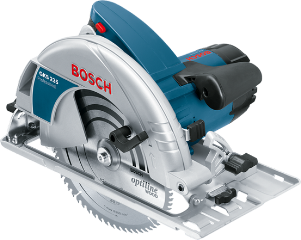 Bosch ručna kružna testera GKS 235 Turbo