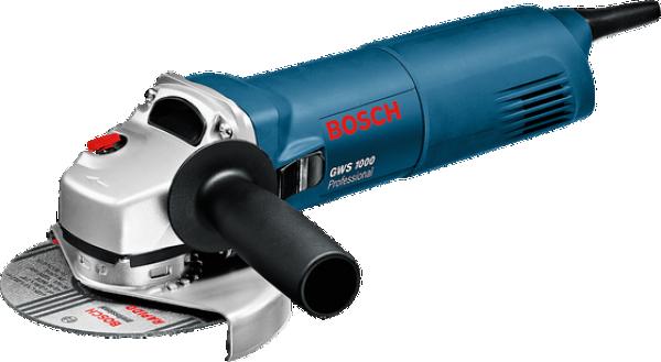 Bosch ugaona brusilica GWS 1000 125 mm