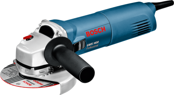 Bosch ugaona brusilica GWS 1400 125 mm