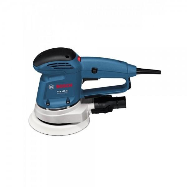 Bosch ekscentrična brusilica GEX 150 AC
