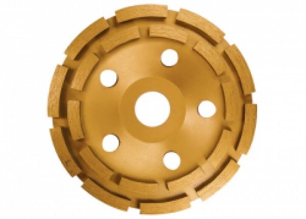 MTX dijamantska ploča za brušenje betona, dvoredna 125 mm
