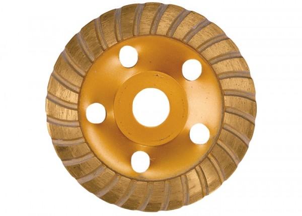 MTX dijamantska ploča za brušenje betona Turbo 125 mm