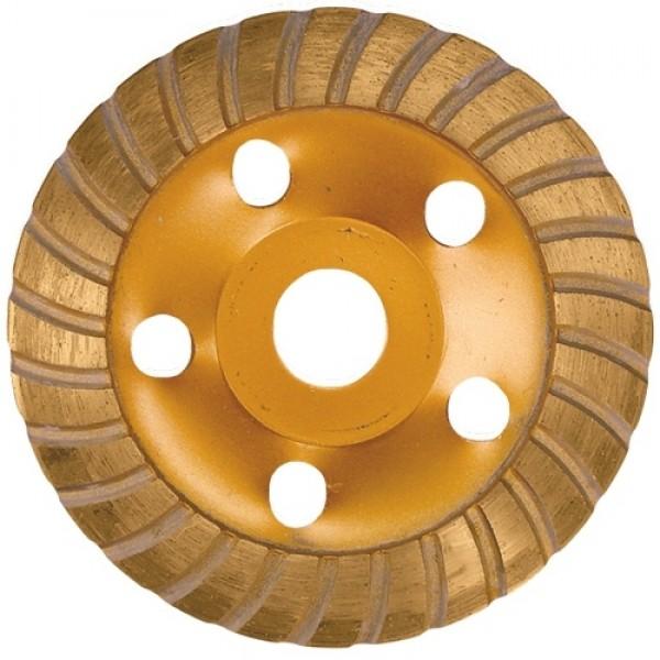 MTX dijamantska ploča za brušenje betona Turbo 180 mm