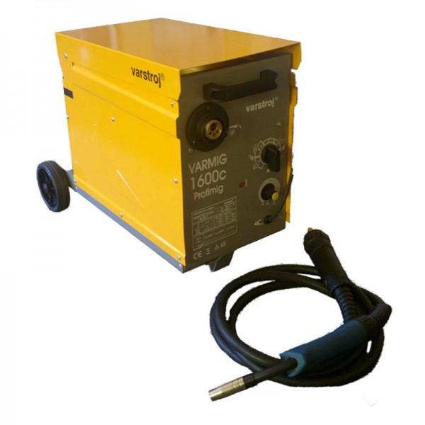 MIG-MAG aparat za varenje Varmig 1600C Profimig VARSTROJ