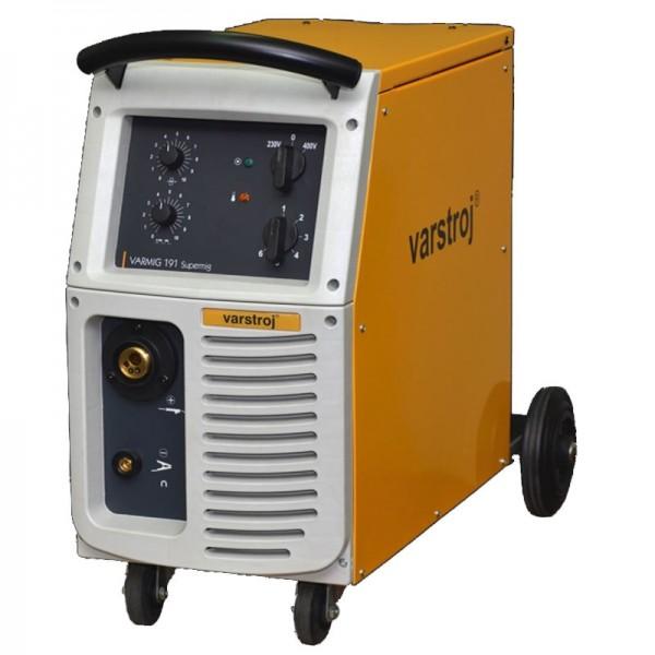 Varstroj MIG-MAG aparat za varenje VARMIG 191 Supermig