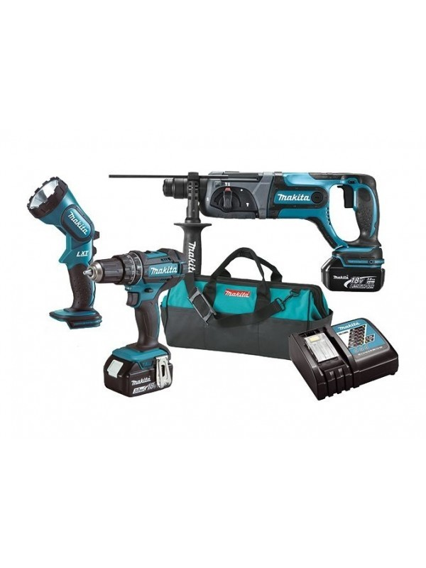 Akumulatorski Set DLX3043 Makita