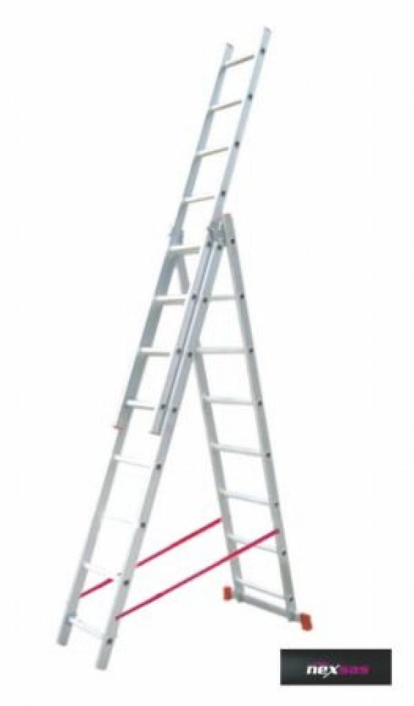 Nexsas merdevine 3x12 7.3 metra