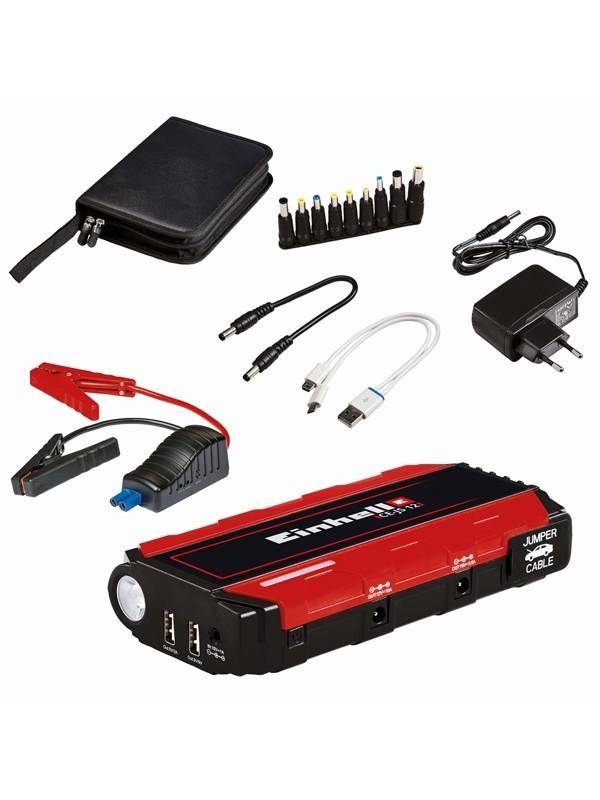 CE-JS 12, Power bank baterija/starter
