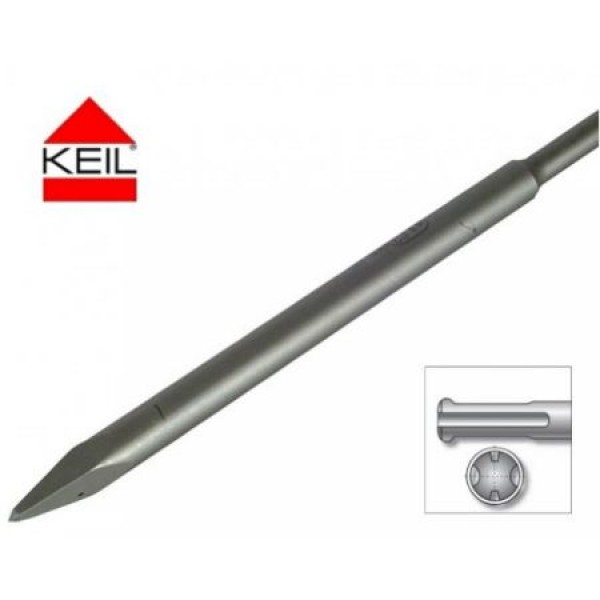 Keil samoostreći špic SDS- plus 250 mm
