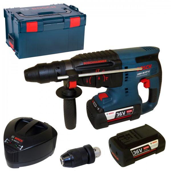 Akumulatorska udarna bušilica Bosch GBH 36 VF - Li