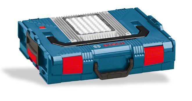 Akumulatorska lampa Bosch GLI PortaLED 102 u L-Boxx u
